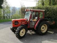 Tractor Same Aster 60 DT