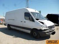 Vand Mercedes-Benz Sprinter 313 CDI 906.635 15,5m3 Diesel din 2010