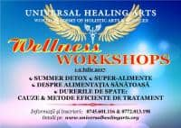 Workshopuri de medicina holistica