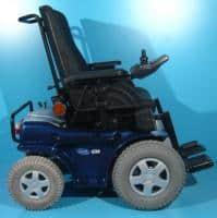 Carucior electric second hand Invacare G50