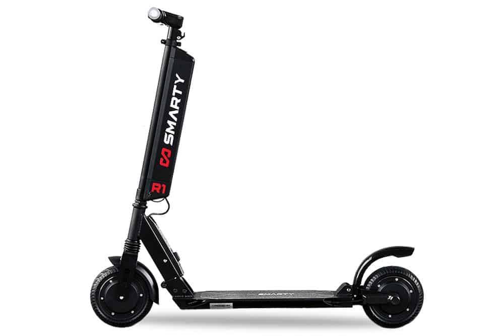 350W 36V Eco Scooter Smarty R1 8 inch+Garantie