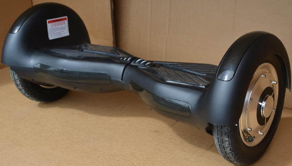 HoverBoard Mover XL Black MATT + GARANTIE