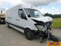 Vand Mercedes-Benz Sprinter 313 CDI 906.637 17m3 Diesel din 2012