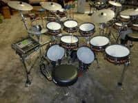 Roland TD 30kv Electronic V Drum Set/Gibson Custom Shop L5 Double Cut
