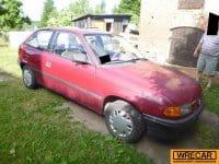 Vand Opel Astra Benzina+GPL din 1993