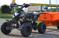 Atv Galaxy  Leopard  R7 125cc BLACK, Import Germania
