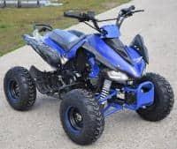 ATV KXD 125cc Raptor Quad KXD-004 anvelope 8  Import Gemania