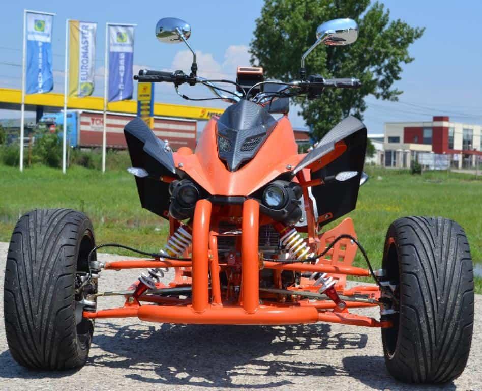 ATV Speedbird Transformer TS14, Import Germania