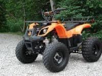 ATV Hummer Ms Import Germania + casca bonus Import Germania