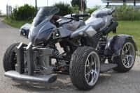 ATV Nitro Quad 250cc Hurricane Import Gemania
