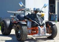 ATV Nitro Spy Quad 250cc Import Gemania