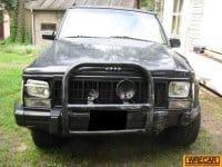Vand Jeep Alte Benzina+GPL din 1992