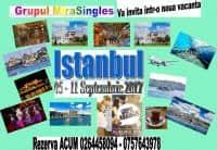 Vacanta Istanbul - plecare cu avionul din Cluj Napoca