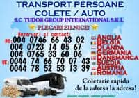 Transport persoane international1