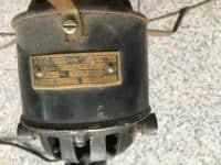 ventilator AEG vechime 100 ani