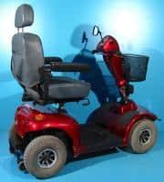 Scuter electric second hand Freerider Servomobil Plus 6km/h