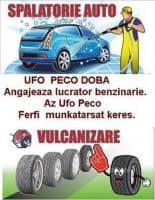 Ufo Peco angajeaza