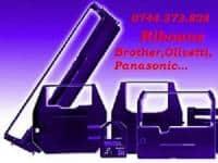 Banda masina de scris Panasonic KX-R, Brother AX