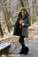 Geaca groasa de iarna