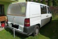Vand Mercedes-Benz Vito 110  Diesel 2.7t Diesel din 1998