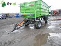 Remorca agricola marca MADARA model RNT 10