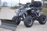 Atv125cc Racing Warrior Automatic Rg7''/Rg8'' Midi Quad