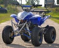 Atv125cc Thunder Alien Automatic+Reverse Rg8''