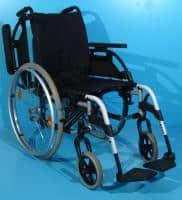 Scaun cu rotile pentru handicap second hand Breezy/40 cm