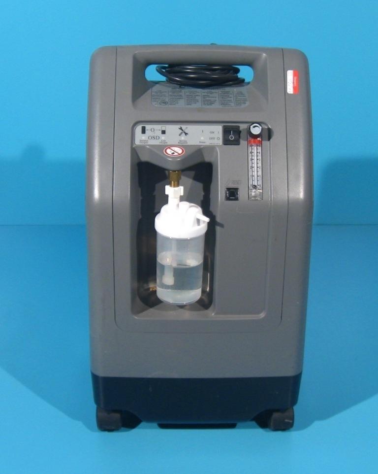 Concentrator de oxigen second hand DeVilbiss 525 KS + Kit filtre