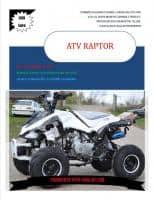 Atv125cc Avent Speedy Automatic+Reverse Rg7''