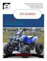 Atv125cc Quadd Torrino Automatic+Reverse Rg7''/Rg8''