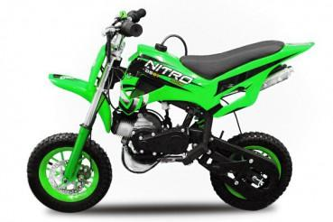 Motocicleta Nitro Dirtbike DS67