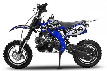 Motocicleta Nitro DirtBike YMH 4S E-Start
