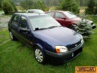 Vand Ford Fiesta Diesel din 2000
