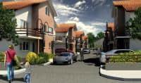 Vila 4 camere, in ansamblu format din 16 vile