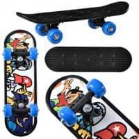 [pro.tec] Mini skateboard - skateboard ABEC 7 rulmenti cu bile