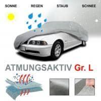 [pro.tec]® Prelata auto de calitate - masura L - (max. 503x196x118 cm)