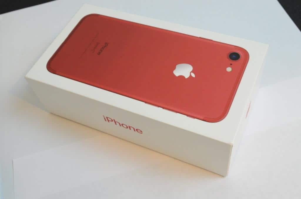 Brand nou nou Apple iphone 7 plus 128gb roșu