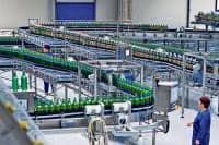 munncitori fabrica de bere germania