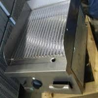 Grill striat gaz Firma Asber(Spania) Profesional Horeca Dim.40x65cm Ga