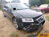 Vand Audi A8  din 2002