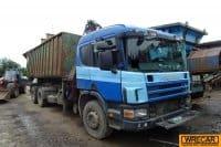 Vand Scania 124/360 C                     26.0t 124/360 C      Diesel din 2002