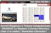 Citire PIN - Extragere Cod Securitate - Programare Chip Cheie PEUGEOT
