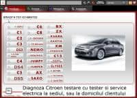 Extragere Cod Securitate / Citire PIN - Programare Chip Cheie CITROEN