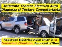 Diagnoza test cu tester la domiciliu & service reparatii electrica auto