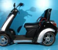 Scuter electric pentru handicap second hand - 35 km/h