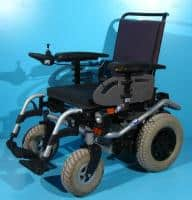 Carucior electric nepliabil pentru handicap Meyra Smart