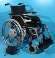 Rulant electric pliabil pentru invalizi Alber E-fix 20 / B+B