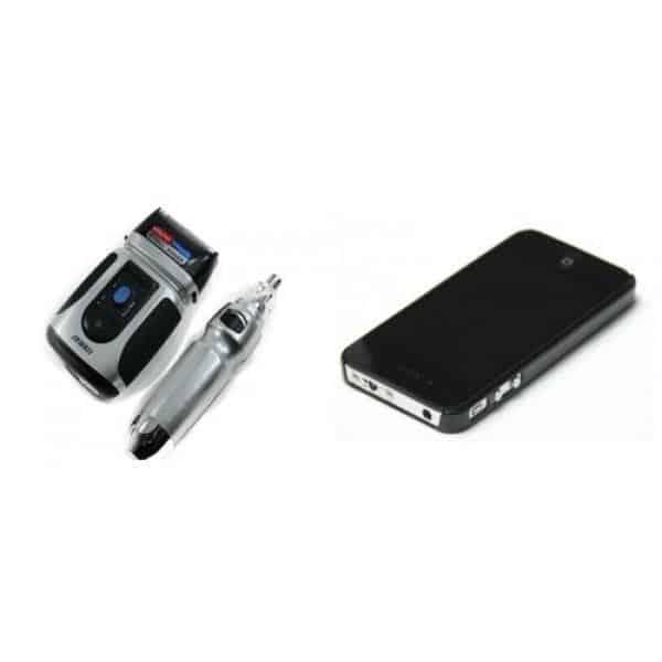 Aparat De Ras Zowael Rezistent La Apa + Electrosoc Iphone