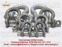 Chei tachelaj pentru uz industrial G209A Crosby